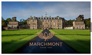 Marchmont House website home page