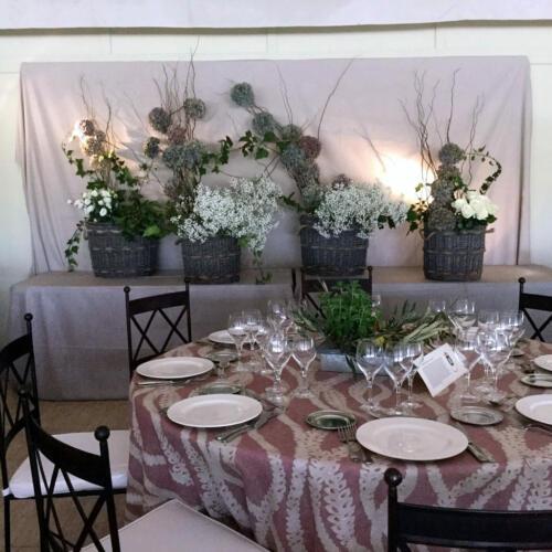 Banquete bodaflores