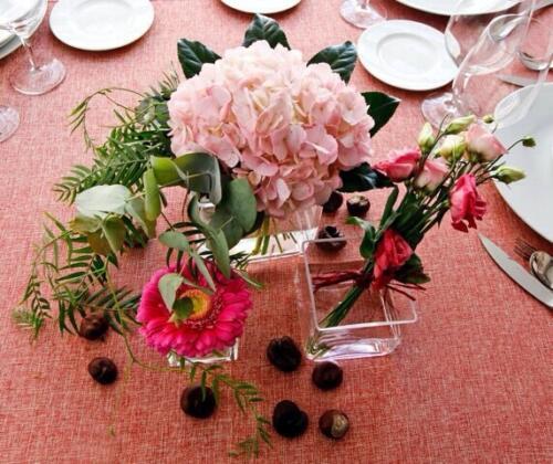 Banquete empresa decoracion