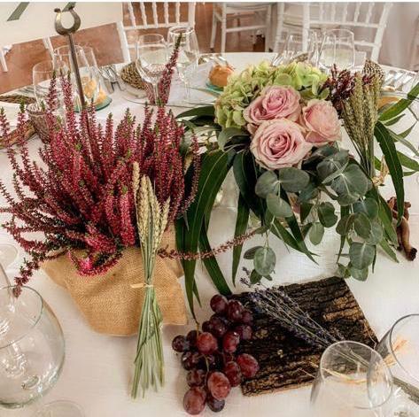 Centro boda banquete