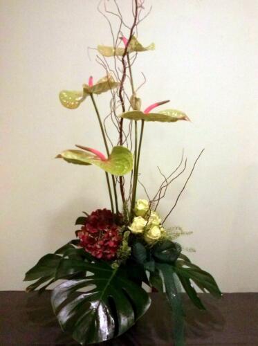 Centro flores empresa