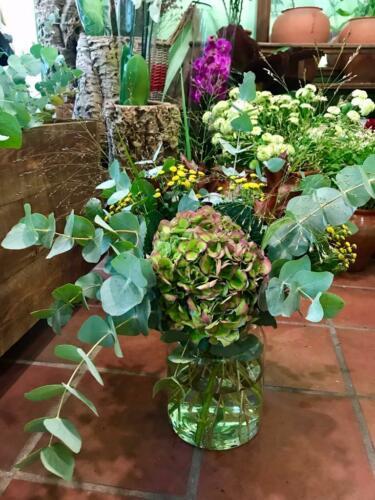 Centros florales hogar