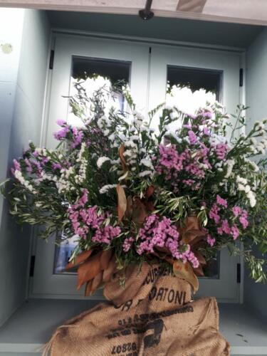Centros flores exterior