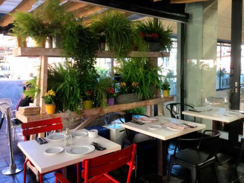 Comedor restaurantes flores