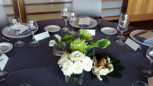 Comida empresa centros florales