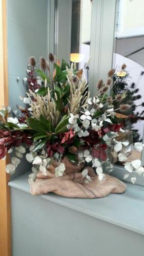 Decoracion floral moderna