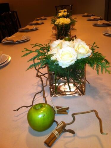 Eventos empresas flores