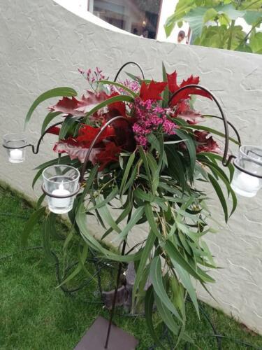 Flores exterior bodas