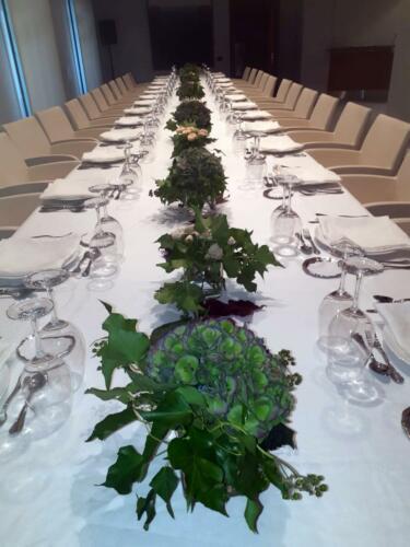 Mesas empresas verduras