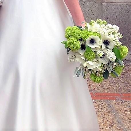 Ramo boda flores silvestres novia