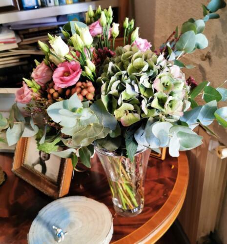 Ramo flores dia de la madre