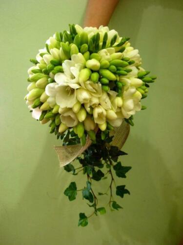 Ramo novia tipo bouquet