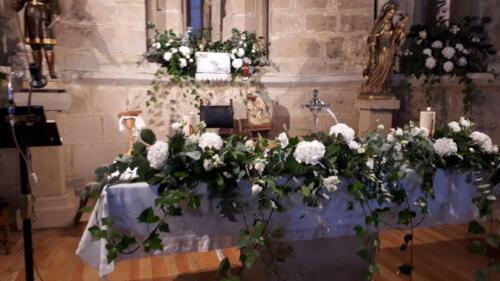 Ceremonias bodas altar
