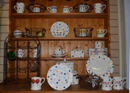 Emma Bridgewater On Display