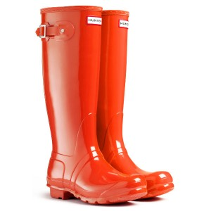 brick-red-hunter-original-gloss-boots