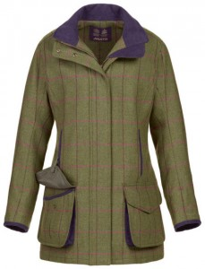 Musto Ladies Stretch Technical Tweed Jacket online at Philip Morris and Son
