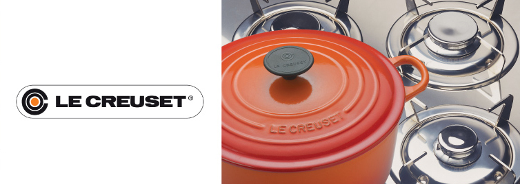 Le Creuset cookware at Philip Morris and Son