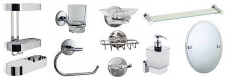 Roper Rhodes Bathroom Accessories