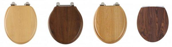 Wooden Toilet Seats