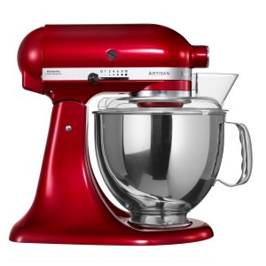 Apple Red Kitchen Aid at Philip Morris and Son