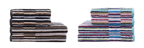 Supreme Stripe Towels