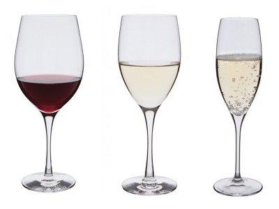 Wine Master Bordeaux, White, Champange