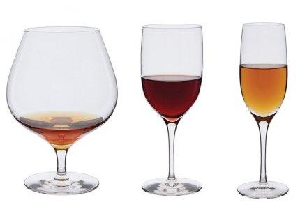 Wine Master Brandy, Port, Sherry