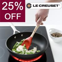 Le Creuset Non-Stick Pans in the Philip Morris SALE