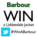 #WinABarbour Twitter Competition - Click to Enter