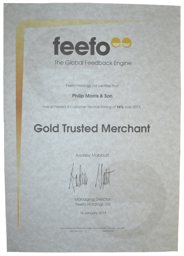 feefo gold merchant certificate2