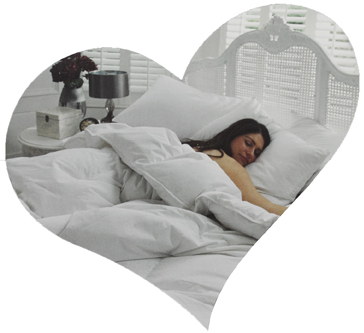 Love your bedding...
