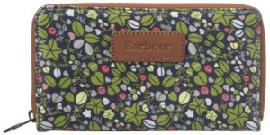 Barbour British Waterways Purse in Nature Walk
