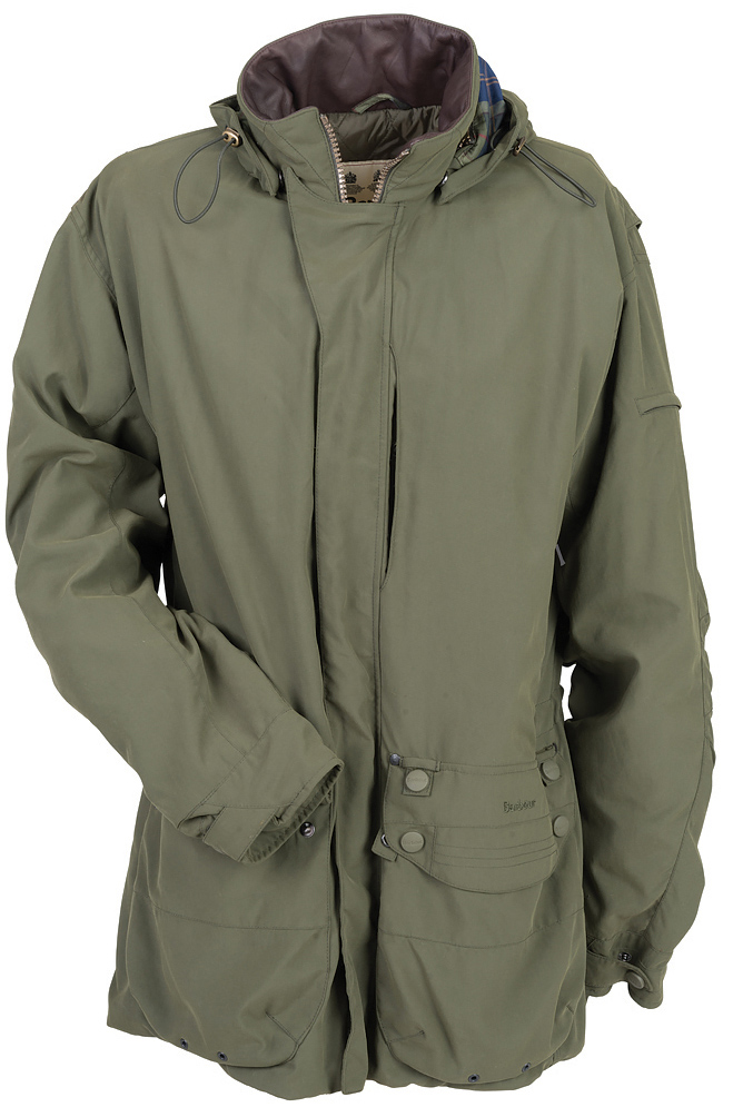 Barbour Garrowby Jacket - New for next shooting season