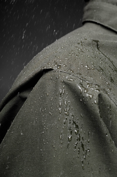 Waterproof Musto Storm Jacket