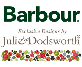 Barbour Ladies British Waterways Collection - New for Autumn Winter 2014