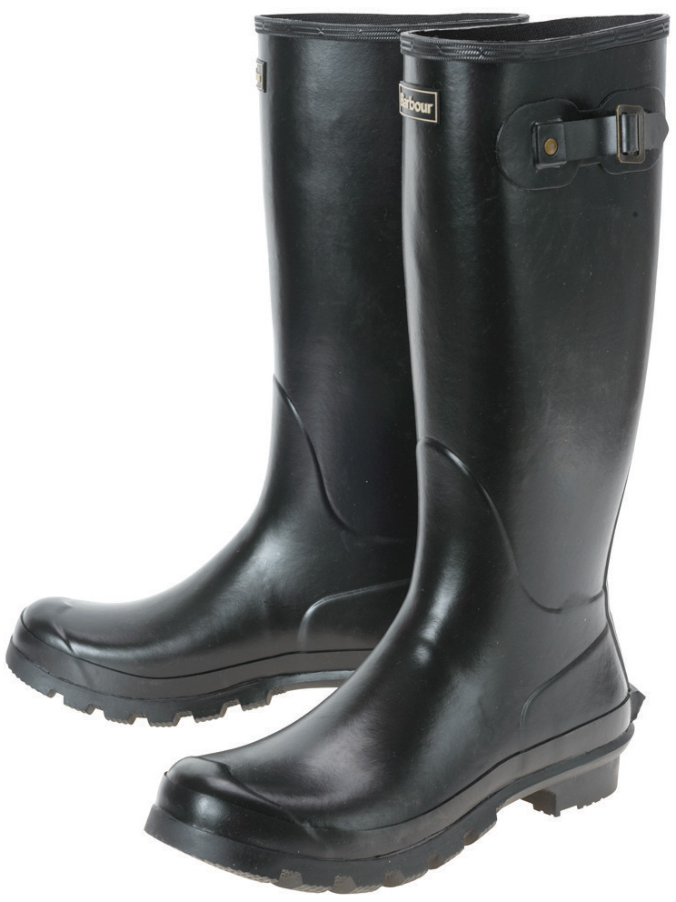 Barbour Classic Wellington Boots at Philip Morris and Son
