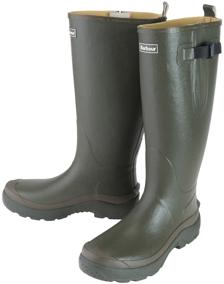 Barbour Tempest Wellington Boots at Philip Morris and Son