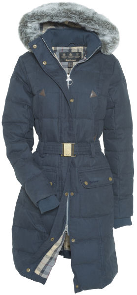 Barbour Belton Quilt - Part of the Ladies Horse Trials Range