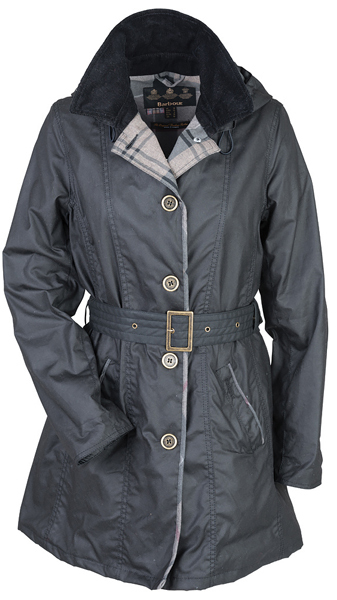Barbour Portlethan Mac - Part of the Winter Tartan Range
