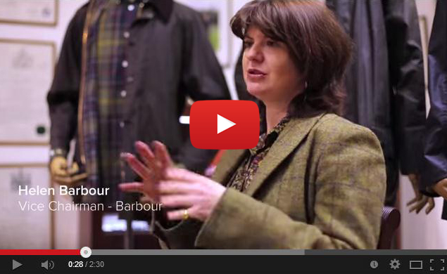 Barbour talk about the origin of their range of Tartans