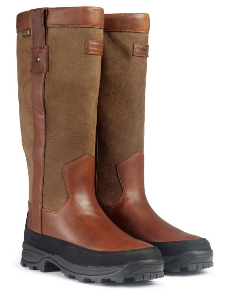 Hunter Balmoral Hawksworth Boots - tough competition for rough terrain and relentless weather