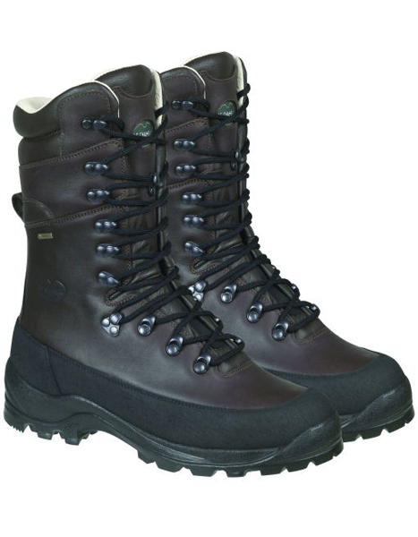Le Chameau Arran ankle high walking boots with a GORE-TEX® membrane and a shock absorbing sole
