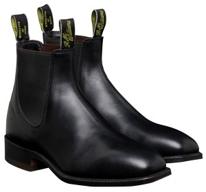 Dad can look smart and stay extremely comfortable in these R. M. Williams Comfort Craftsman Boots