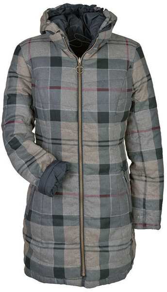 Barbour Stonehaven Quilt - Part of the Winter Tartan Range