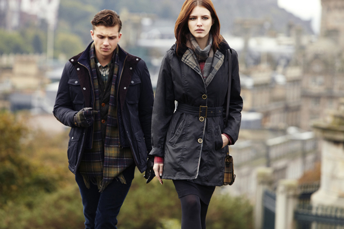 Discover the New Barbour Mens Classic Tartan Collection for Autumn Winter 2014 at Philip Morris and Son