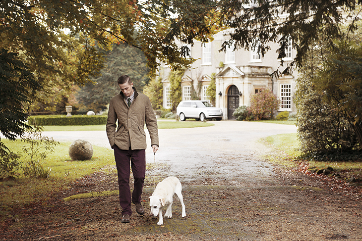 Discover the New Barbour Mens Countrywear Collection for Autumn Winter 2014 at Philip Morris and Son