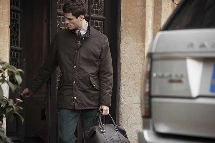 Discover the New Barbour Mens Classic Collection for Autumn Winter 2014 at Philip Morris and Son