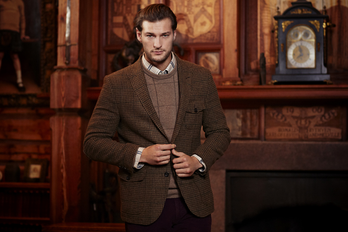 Discover the New Barbour Mens Country Weekend Collection for Autumn Winter 2014 at Philip Morris and Son