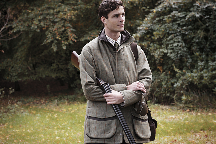 Discover the New Barbour Mens Sporting Collection for Autumn Winter 2014 at Philip Morris and Son