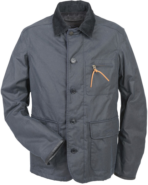 The Men's Barbour Apsley Jacket - New for Autumn Winter 2014 at Philip Morris and Son